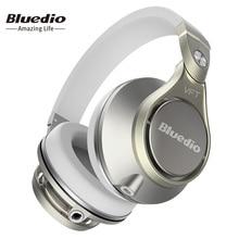 Bluedio UFO PLUS High-End PPS12 sterowniki Pałąk Bezprzewodowe słuchawki Bluetooth z mikrofonem