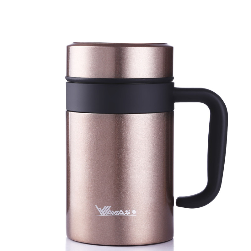 Home oneisall Mugs Auto Cup Insulated From Coffee Tea 27Off Mug Infuser For 81 Water 420ml Thermo With In Us21 Car ymN08nOvw