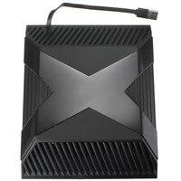Brand new intercooler urządzenia temperatura dół cooler usb clip on wentylator dla xbox one console gry akcesorium