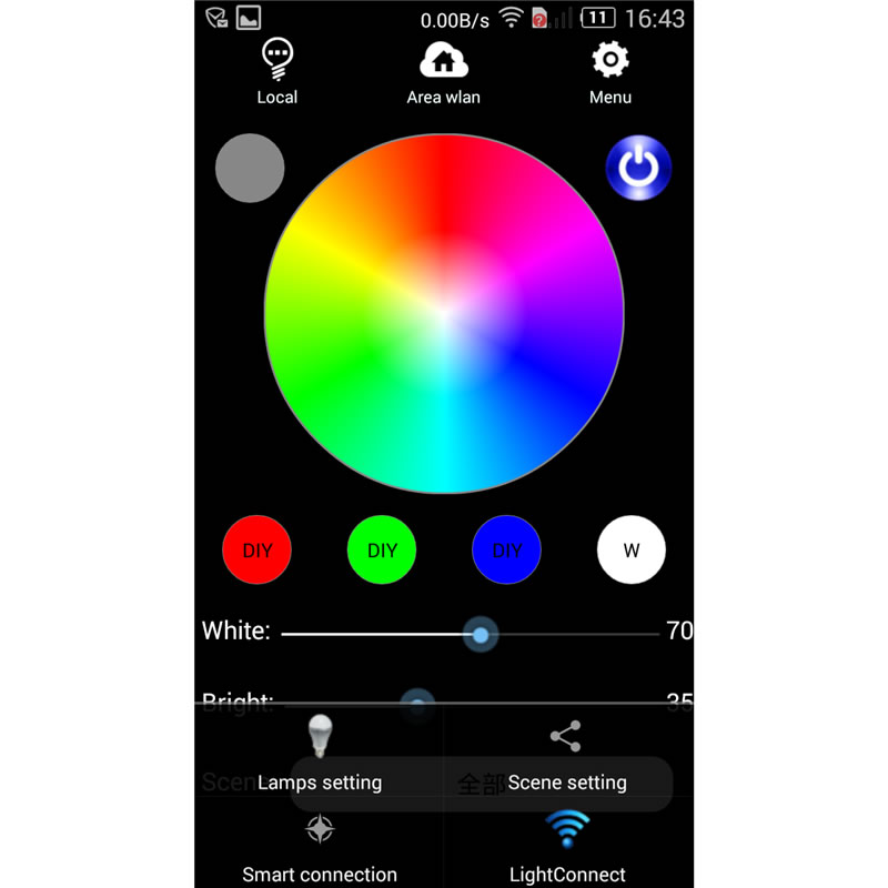 Image 4 - LED Wifi Controller 2.4G Wireless APP iOS Android (Internet Remote Login Supported) for RGB RGBW RGBWW Strip Lights DC5 24V-in RGB Controlers from Lights & Lighting on AliExpress