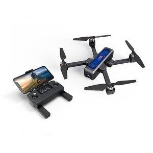 Image 2 - 2019 nuovo Mjx Bugs 4w B4w Gps Brushless Pieghevole Rc Drone 5g Wifi Fpv Con 2k Camera anti shake di Flusso Ottico Rc Quadcopter Vs F11