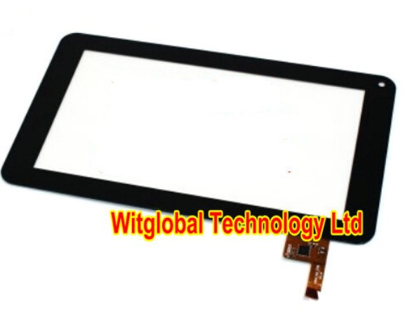 Free Film + New 7 Trekstor surftab breeze 7.0 tablet 12Pins Touch Screen Panel Digitizer Glass Sensor Replacement Free Ship 7inch for trekstor surftab wintron 7 0 tablet pc touch screen panel digitizer glass replacement