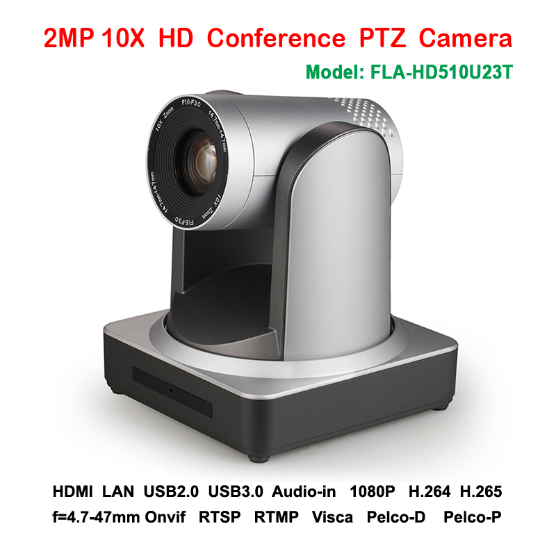 H.265 H.264 IP Streaming 1080p HDMI 2MP 10x Zoom broadcast quality ptz camera for professional video communications 2mp hdmi full hd broadcast 12x zoom ptz video conference camera audio with ip usb2 0 usb3 0 interface
