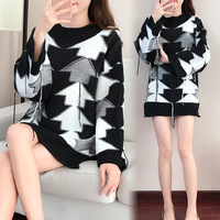Women Sweaters And Pullovers Hot Sale Pullovers Women Poncho 2017 Autumn New Korean Version Of The