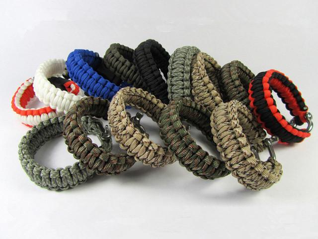 Camping Survival Bracelet
