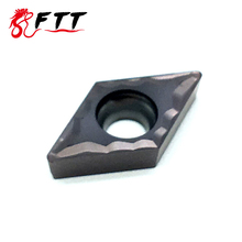 DCMT070204 HMP PC9030 carbide inserts Internal Turning tool DCMT 070204 Lathe Tools cutter CNC