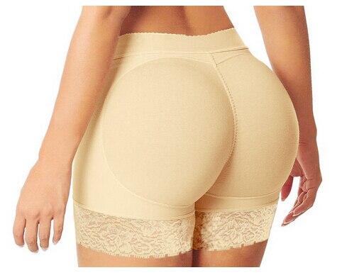 bbf5a0dd9 Women Abundant Buttocks Sexy Panties Knickers Buttock Backside Bum Padded Butt  Lifters Enhancer Hip Up Boxers Underwear S-2XL
