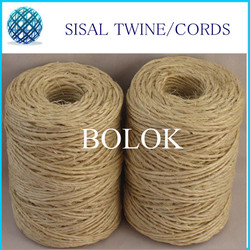 Natural color sisal twine string dia 1 5mm 1 ply twisted 20pcs lot 80m spool used.jpg 250x250