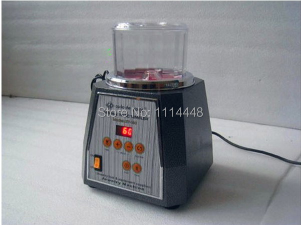 Brand New Magnetic Tumbler 130mm Jewelry Polisher & Finisher Polishing Finishing Machine french polishing finishing and restoring using traditional techniques