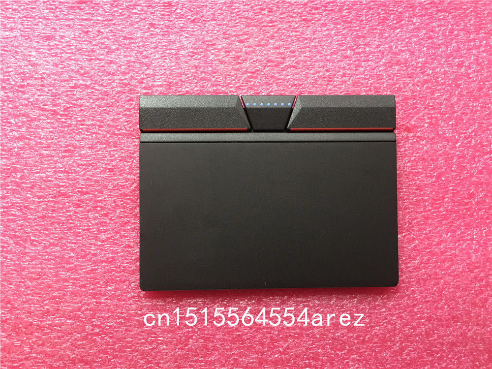 New laptop Lenovo ThinkPad T450S T540P T550 L450 W540 W550 W541 E531 E545 E550 E560 E450 three key synaptics gesture touchpad image
