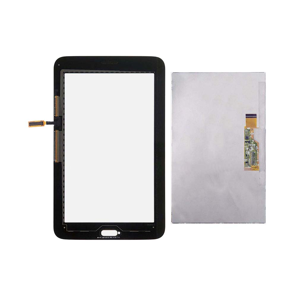 For asus memo pad hd7 me173 me173x k00b lcd for lg edition touch - Black White Lcd Display Panel Monitor Touch Screen Glass Sensor Digitizer For Samsung Tab 3 Lite 7 0 T110 Sm T110