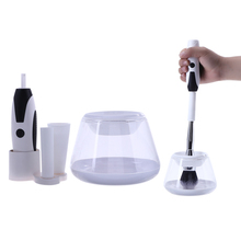 Makeup Brush Cleaner Convenient Silicone Electric Make up Brushes Cleanser Cleaning Tool Machine
