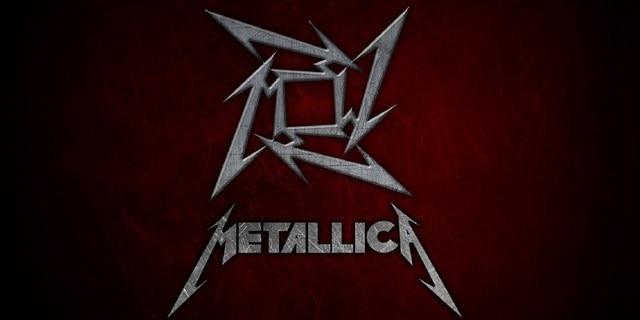 Metallica Bath Towel Rock Band Logo Printed Microfiber