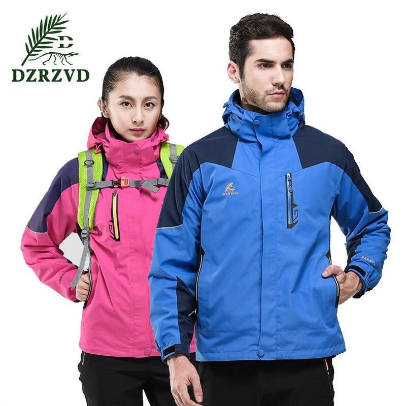 Outdoor winter coat men and  women sport jacket hiking climbing Clothes for hunting and fishing jacket