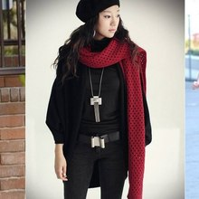 Women Knitted Sweater Outwear Batwing Sleeve Tops Cardigan Coat Oversized Jacket RZ01