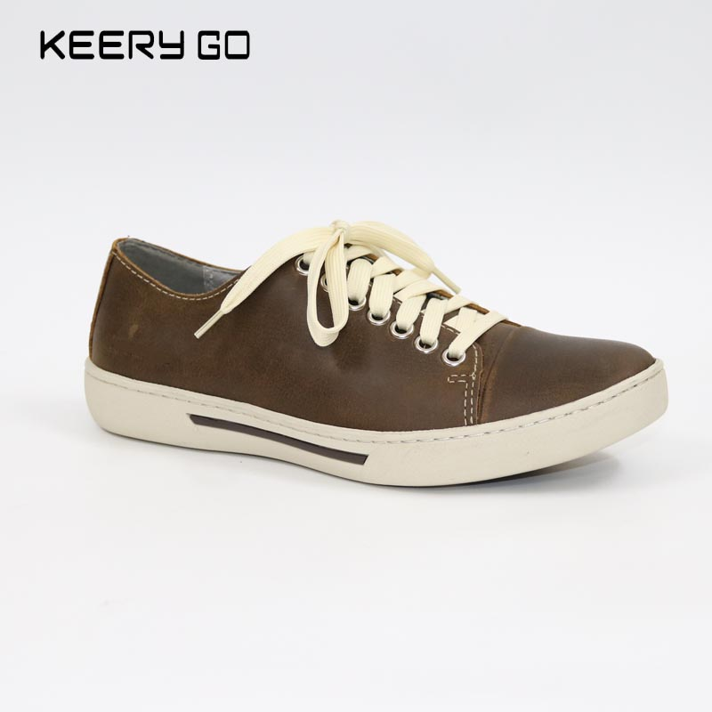 factory outlet Can wholesale Casual shoes Leather shoes lz1222x12530 heavy anchor reaming factory outlet