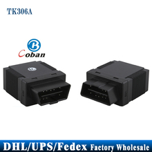 DHL/Fedex/UPS 40pcs/lot OBDII Vehicle GPS Tracker OBD2 Tracking System Can Locate & Manage OBD(China)