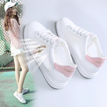2019 Ins Sneakers Women Flats Breathable Mesh Casual