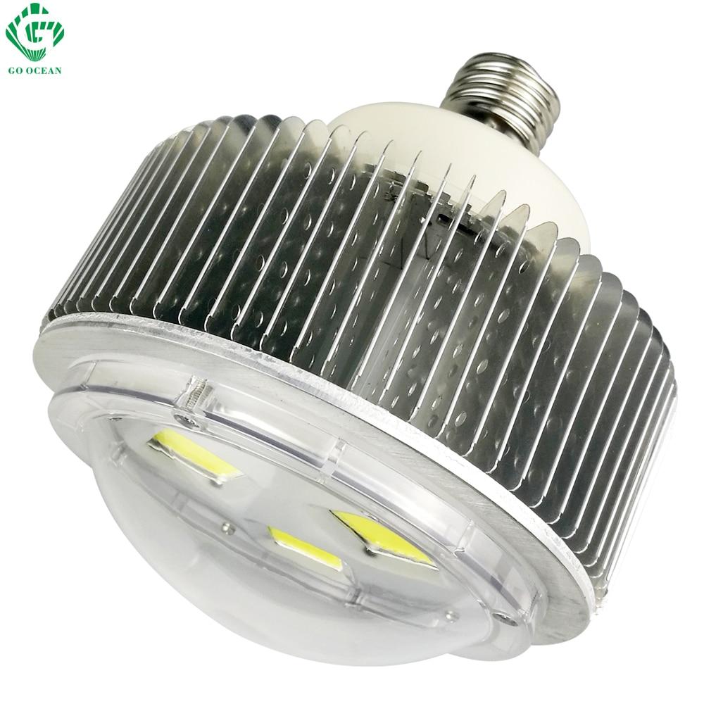 Us 182 72 Cob E40 90w 100w Led High Bay Light Work Supermarket Warehouse Football Field Lighting Lights Fixtures In