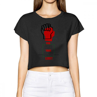Leak Navel T-shirt