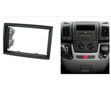 Radio CD DVD Audio Para CITROEN Jumper 2006 + PEUGEOT Boxer 2006 + FIAT Ducato 2006 + Dash Mount Ajuste Kit Fascia Marco