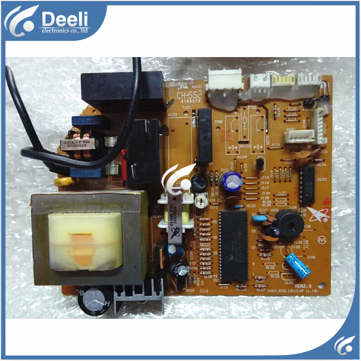 95% new good working for Changhong air conditioning motherboard Computer board JUK7.820.121 only cold board good working 95% new for haier refrigerator computer board circuit board bcd 198k 0064000619 driver board good working
