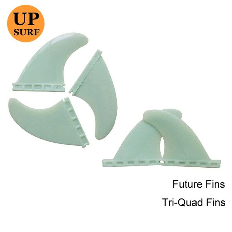 Tri-Quad Barbatanas de Futuros Barbatanas de Surf Frete Grátis