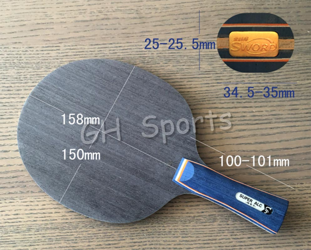 Sword New K&N KN  Table Tennis Blade for PingPong Racket