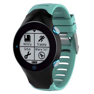 Image 5 - Correa de reloj de silicona de repuesto para Garmin Forerunner 610, reloj con herramientas Nov 26A