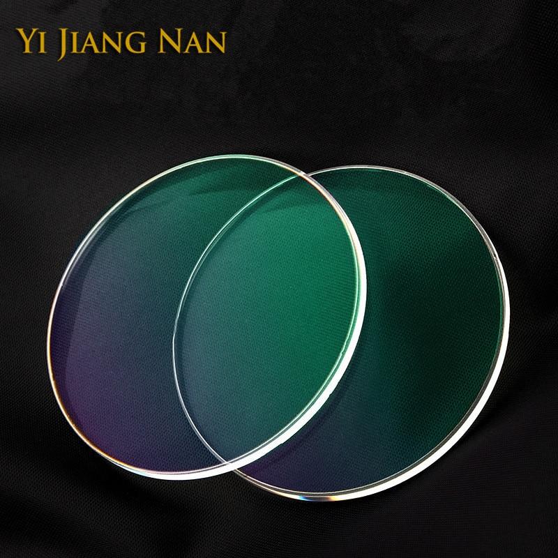 Yi Jiang Nan márka 1.61 Index Anti UV Anti Reflexió Myopia és - Ruházati kiegészítők