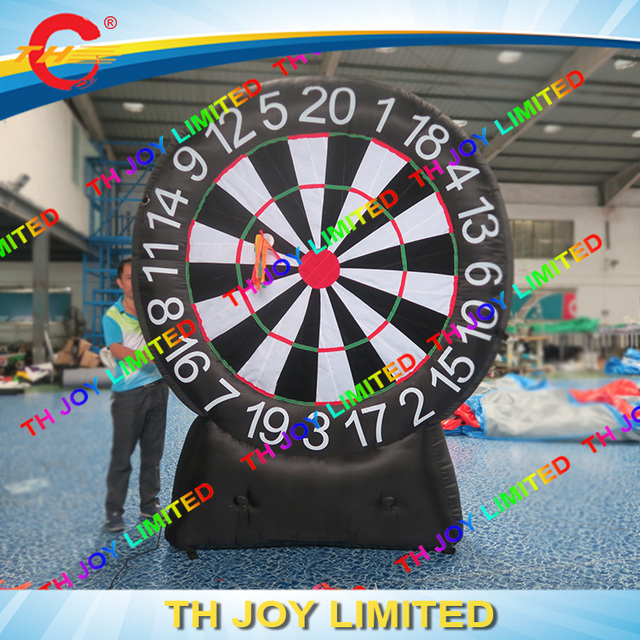 Free Shipping Inflatable Dart Game Carnival Inflatable Dart Board