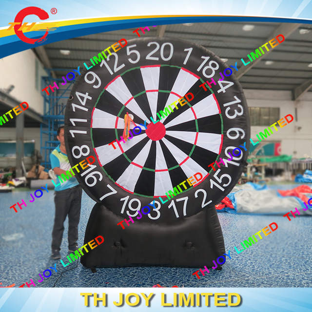 Online Shop Free Shipping Inflatable Dart Game Carnival Inflatable