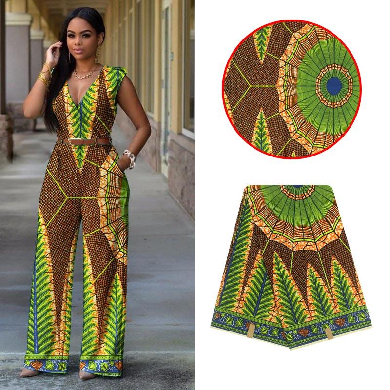 Tela africana cera real Africana impresión cera Africana impresiones tela tissus cera 12 yardas 100% algodón tela ankara para patchwork BB78-in Tela from Hogar y Mascotas    3