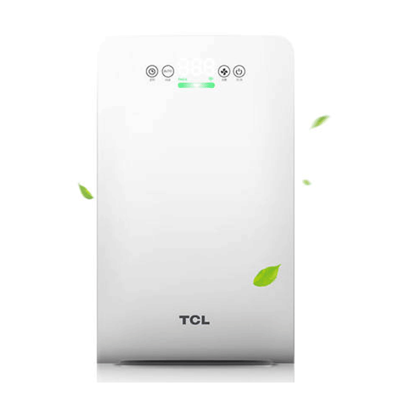 TCL Electric Air Purifier Household Formaldehyde Fog Haze PM2.5 Second-hand Smoke Remover Bedroom Living Room Air Cleaner free shipping air purifier for household formaldehyde haze intellisense aseptic air purifiers