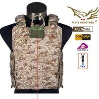 FLYYE MOLLE Force Recon Tactical Vest Plate Carrier Hunting Vest VT M012