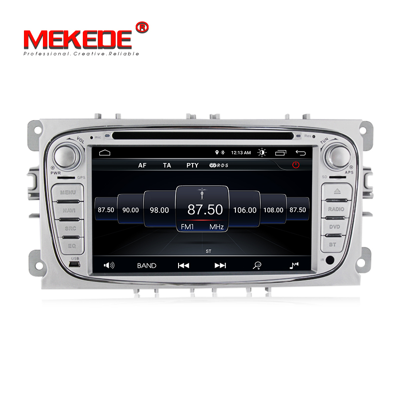 Free shipping android8 1 Car multimedia Player Navigation GPS DVD for ford focus 2008 2009 2010