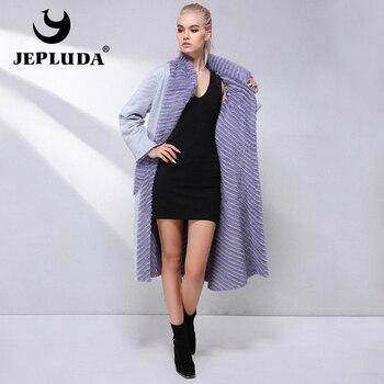 Kobiety Plus rozmiar XXXL wełniane mieszanki płaszcze 2020