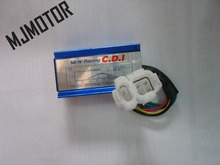Racing Performance Ignition Starter Cdi Box 6pins For Chinese Scooter GY6 ATV Moped engine Honda Yamaha