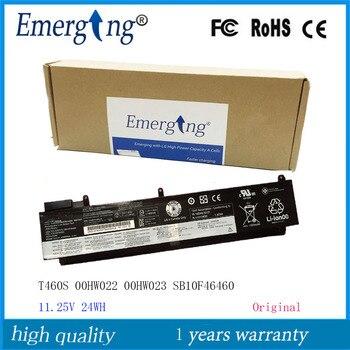 11.25 V SB10F46460 24WH Novo Original Bateria Do Portátil Para Lenovo Thinkpad T460S 00HW022 00HW023