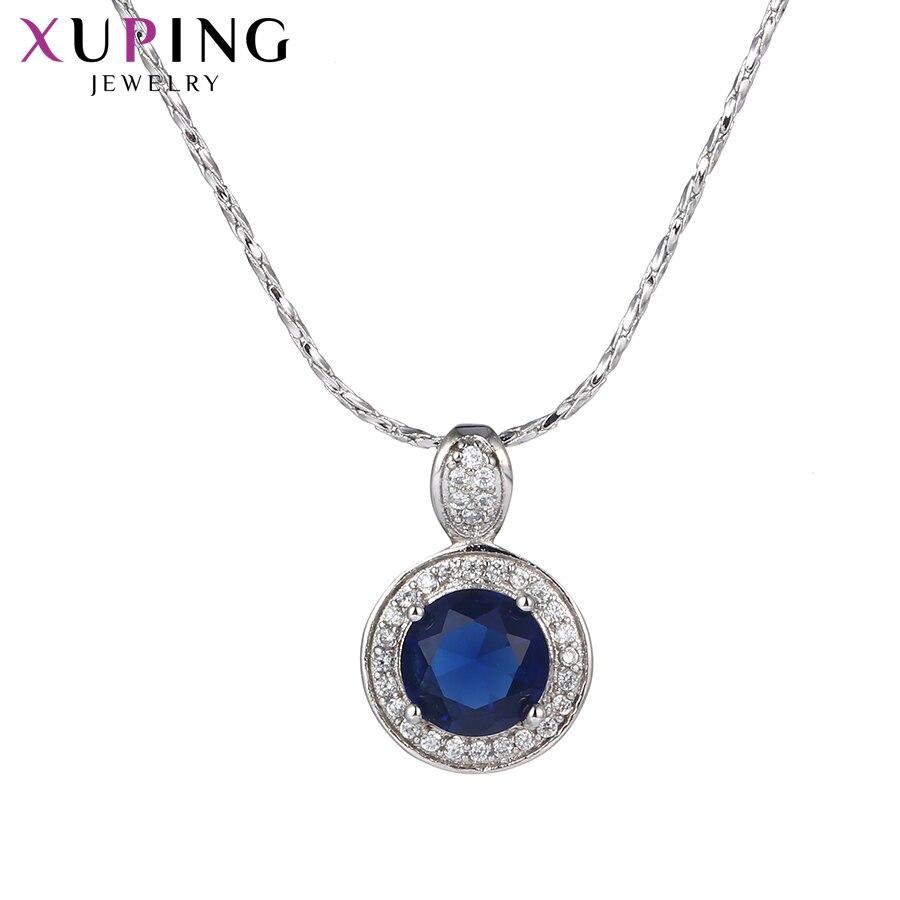 11,11 сделок Xuping Изящные простой небольшой кулон очарование Дизайн украшения для Для женщин подарок на день матери M35-3008