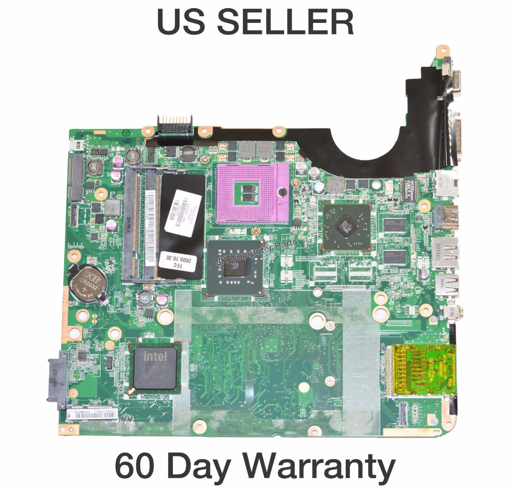 Free Shipping Original Motherboard 516292-001 for HP Pavilion DV7 DV7-2000 Series laptop Notebook System Board 100% Tested