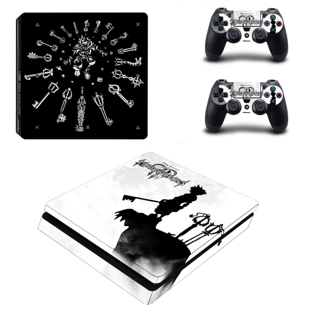 Hearty Ps4 Slim Sticker Console Decal Playstation 4 Controller Vinyl Skin Wood 2 Video Games & Consoles Video Game Accessories