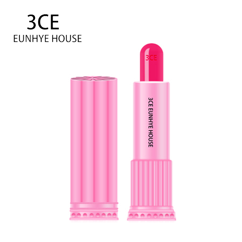 3CE Eunhye House Brand New Matte Lipstick Moisturizing Non Stick Cup Aunt Is Red Makeup Lip Make-up Hot Sale 1