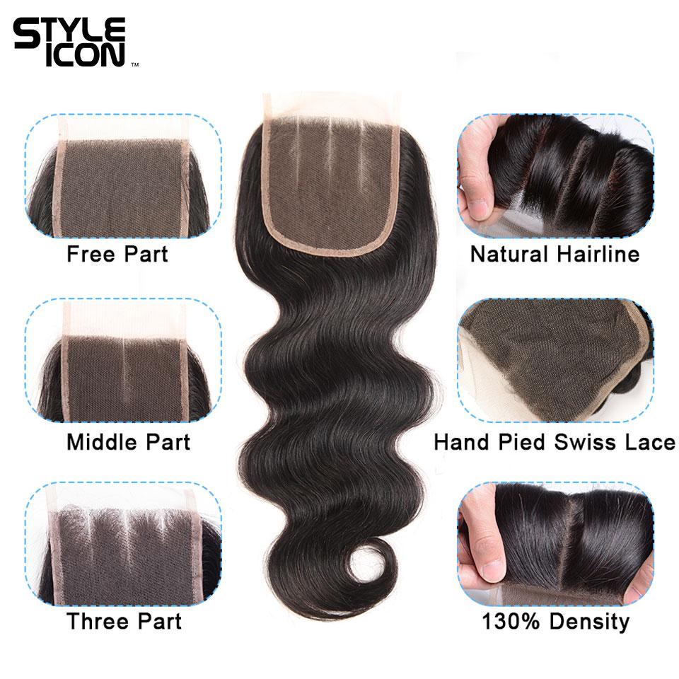 Body Wave Human Hair Bundles 3