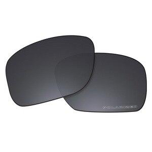 Image 3 - أوليت العدسات المضادة للخدش لاستبدال أوكلي هولبروك OO9102 محفورا الاستقطاب النظارات الشمسية