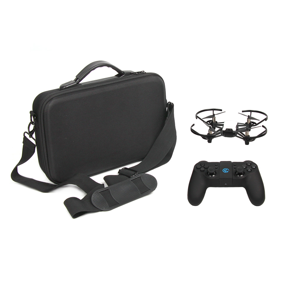 DJI TELLO Case Bag Portable Shoulder Bag for DJI TELLO Drone & Controller Gamesir T1d Gamepad Accessories