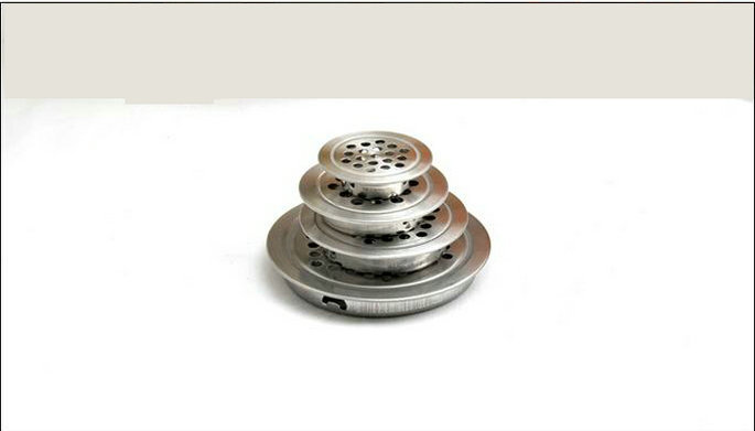 8PCS/Lot 30MM Diameter Stainless Steel Air Vent Riser Hole Furniture Air Hole Breather For Furniture Cabinet