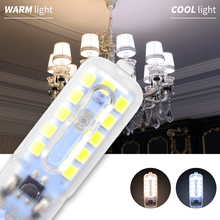 G9 Led Light 220V Bulb SMD 2835 Spotlight LED 3W 5W For Crystal Chandelier Replace 30W 50W Halogen Lamp Candle