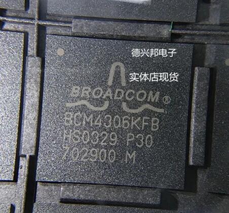 5pcs/lot BCM4306KFB BCM4306 BGA 5pcs lot zv4301 zv43 bga 100 new