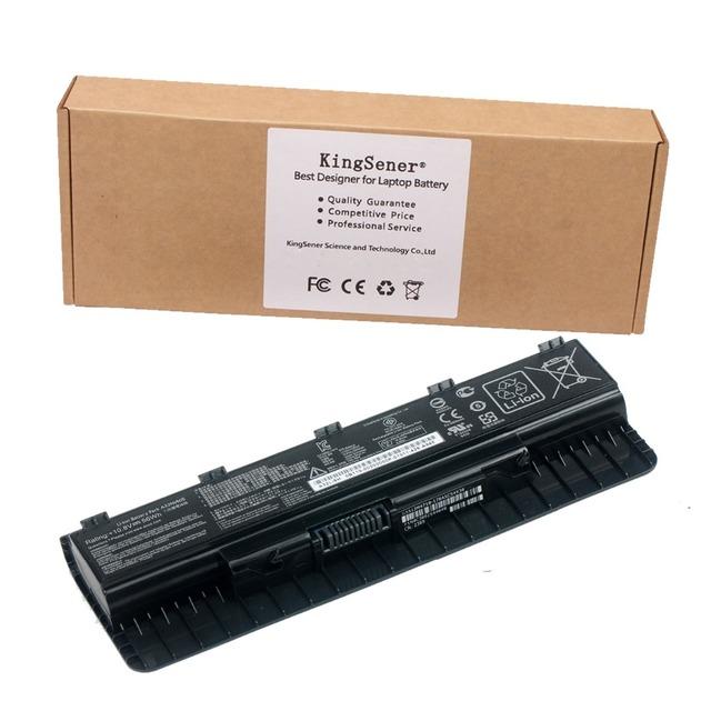 10.8 v 56wh genuine original batería para asus rog a32n1405 n551 n751 g551 g771 gl551 lg771 g551j g551jk g551jm notebook
